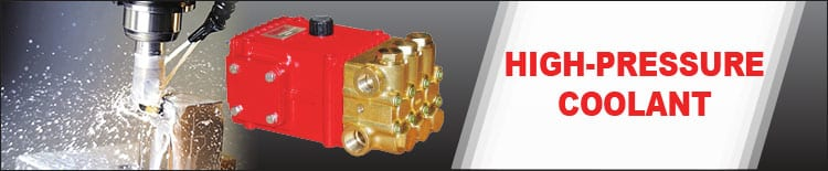 Dayton High Pressure Coolant Pumps : High pressure coolant giant pumps