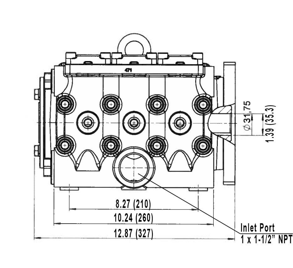 Gp5132 Hs Giant Pumps